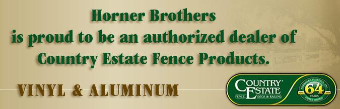 Country Estate Fence Dealer