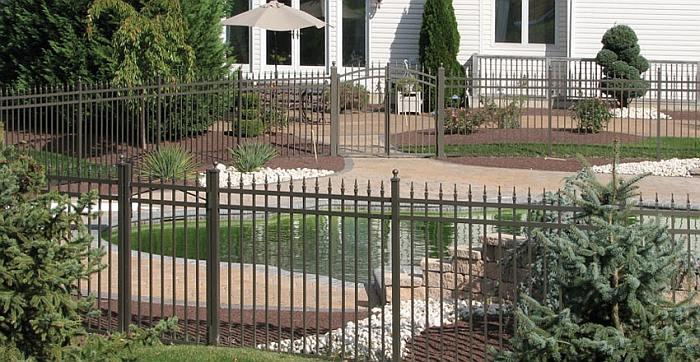 Jerith Aluminum Fence