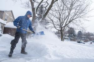 winter snow maintenance