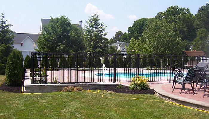Aluminum Pool Fencing