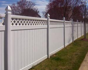 horner brothers vinyl fence