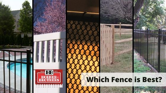 Which fence is best