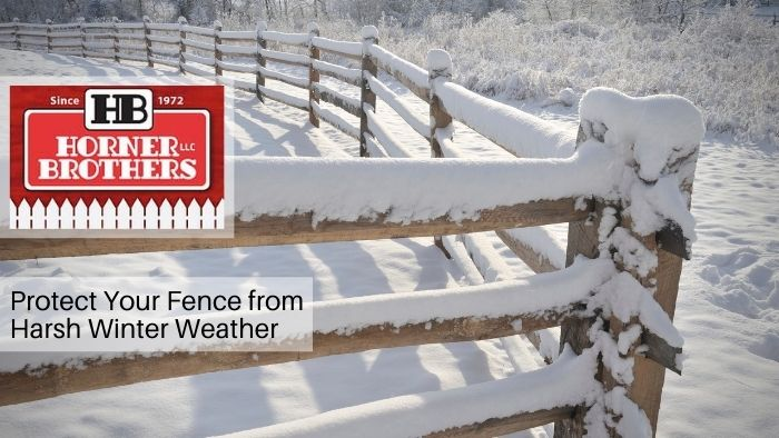 Protect Your Fence from Harsh Winter Weather